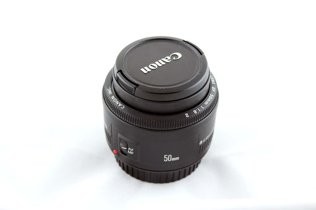 Canon EF 50mm f/1.8 II Camera Lens review