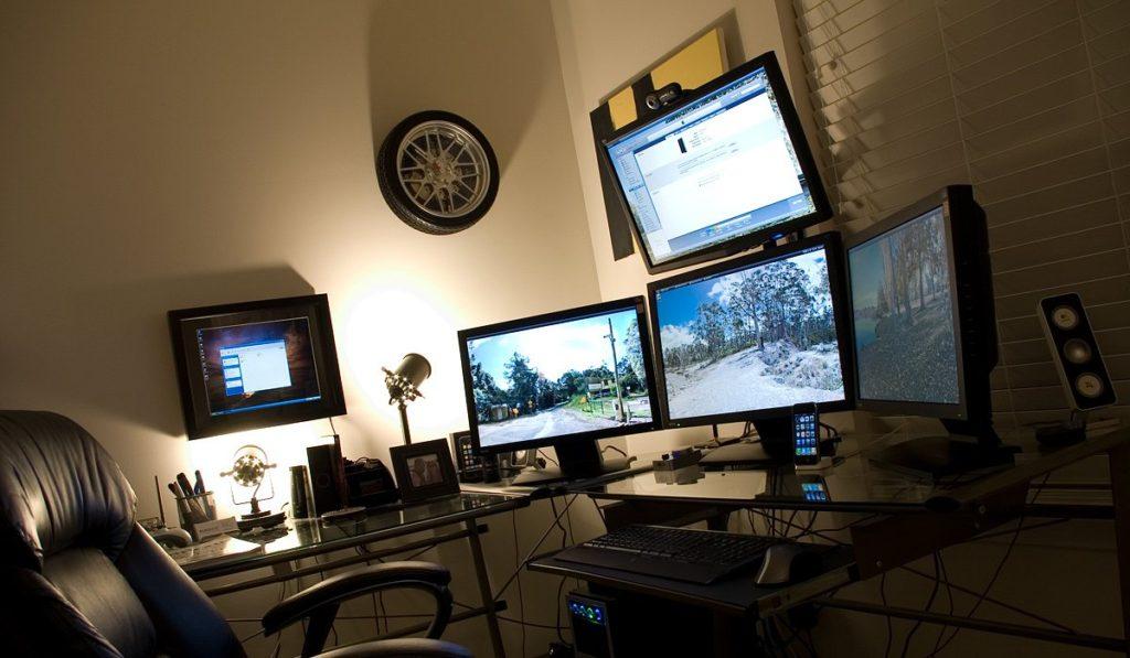 4 monitor sickness