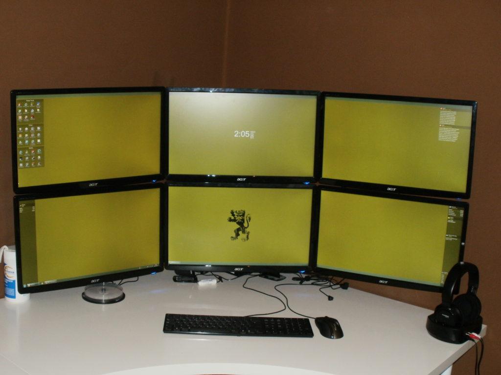 6 monitor 12