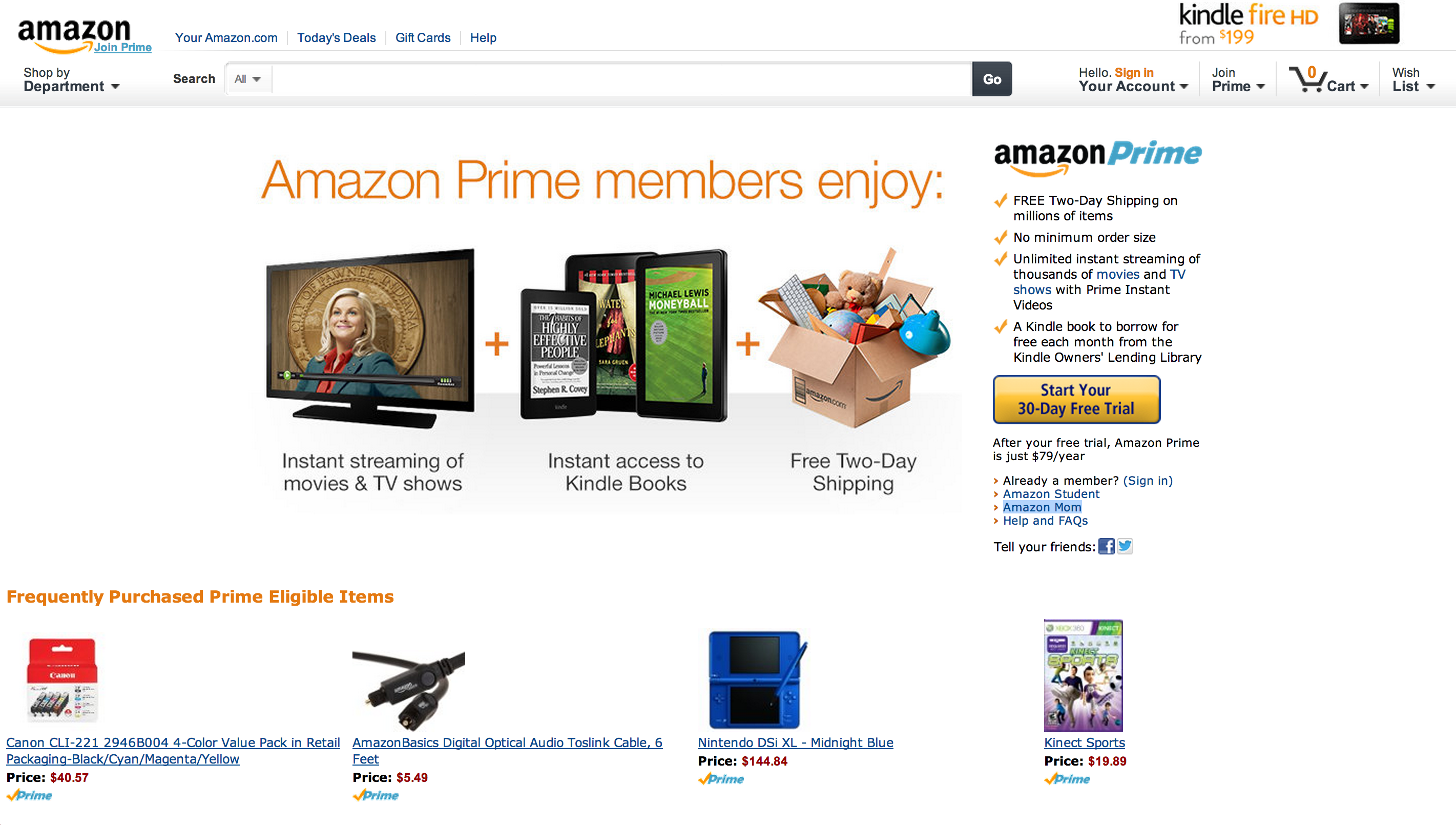 889720ba32b0 Guide  How To Get A Free Or Discounted Amazon Prime Account