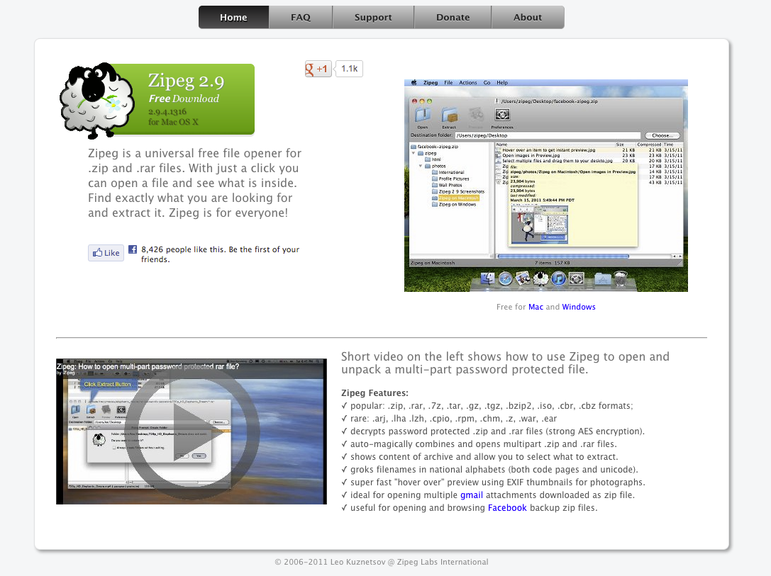 Free & Easy To Use RAR Expander Software For Mac Users