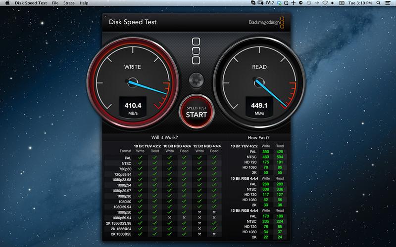 diskspeedtest 2