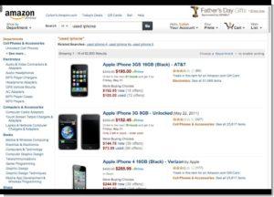 Amazon.com  used iphone (1)