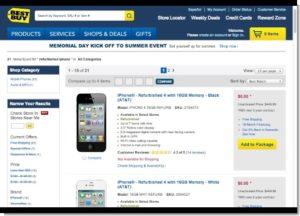 refurbished iphone - Best Buy