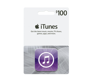 DOTD: $100 iTunes Gift Card Only $85 (Free Email Delivery)