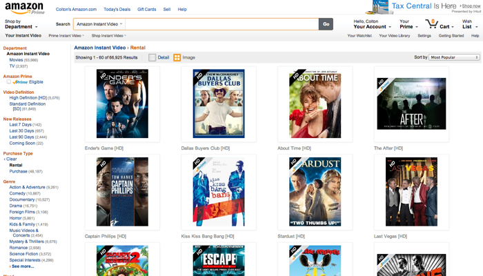3 Of The Best Sites To Digitally Rent Movies Or TV Shows Online