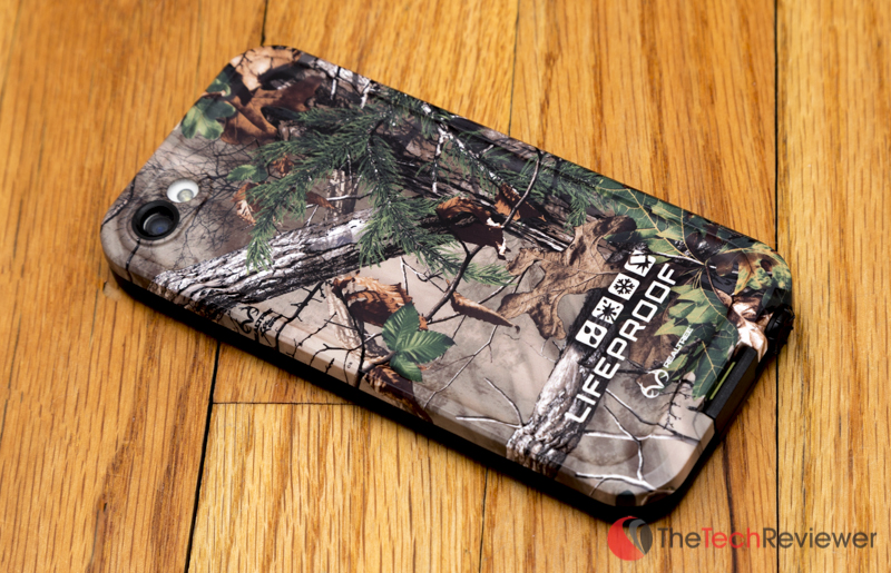 watch 363e6 47115 LifeProof frē Realtree Camo iPhone 5/5s Case Review - Worth The Price?