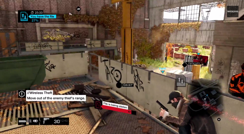 Here's 8 Minutes Of Ubisoft's 'Watch Dogs' Multiplayer