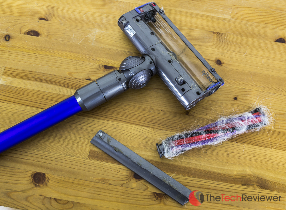 Dyson Dc59 Animal Review Cordless Vacuum Cleaner