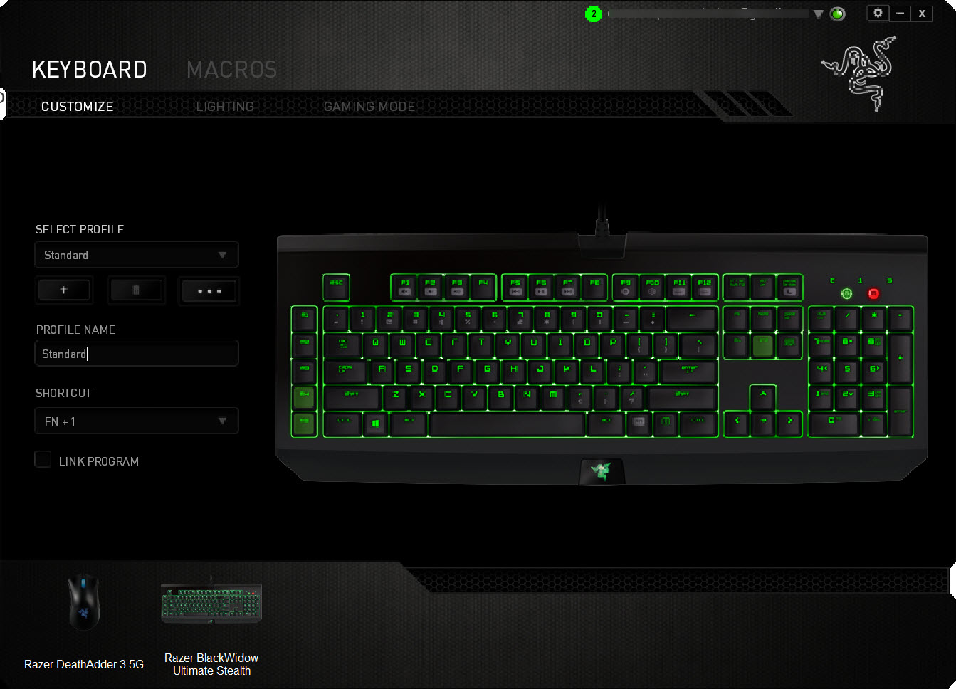 Razer Serial Number Search