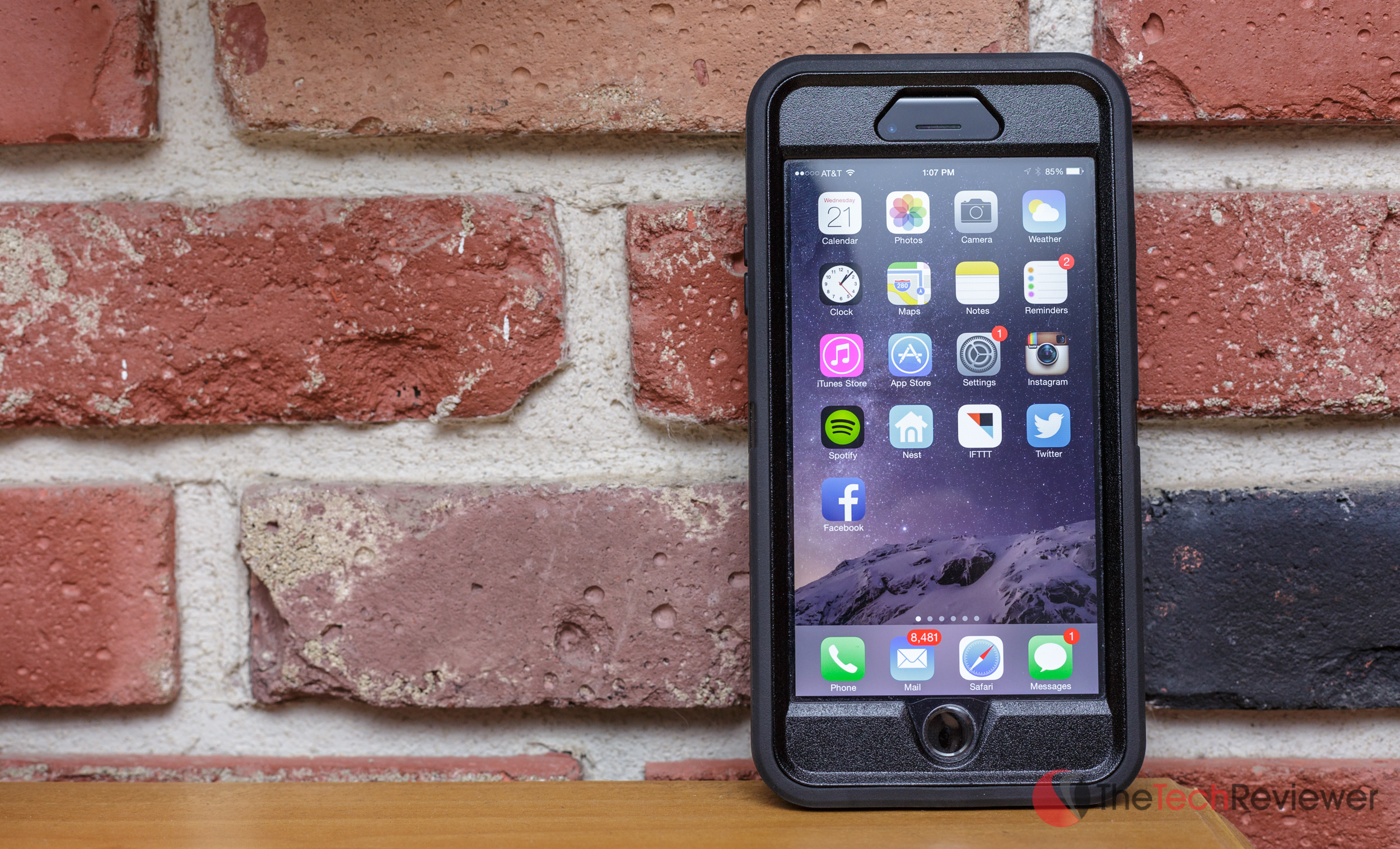 OtterBox Defender Series Case For iPhone 6/6 Plus Review