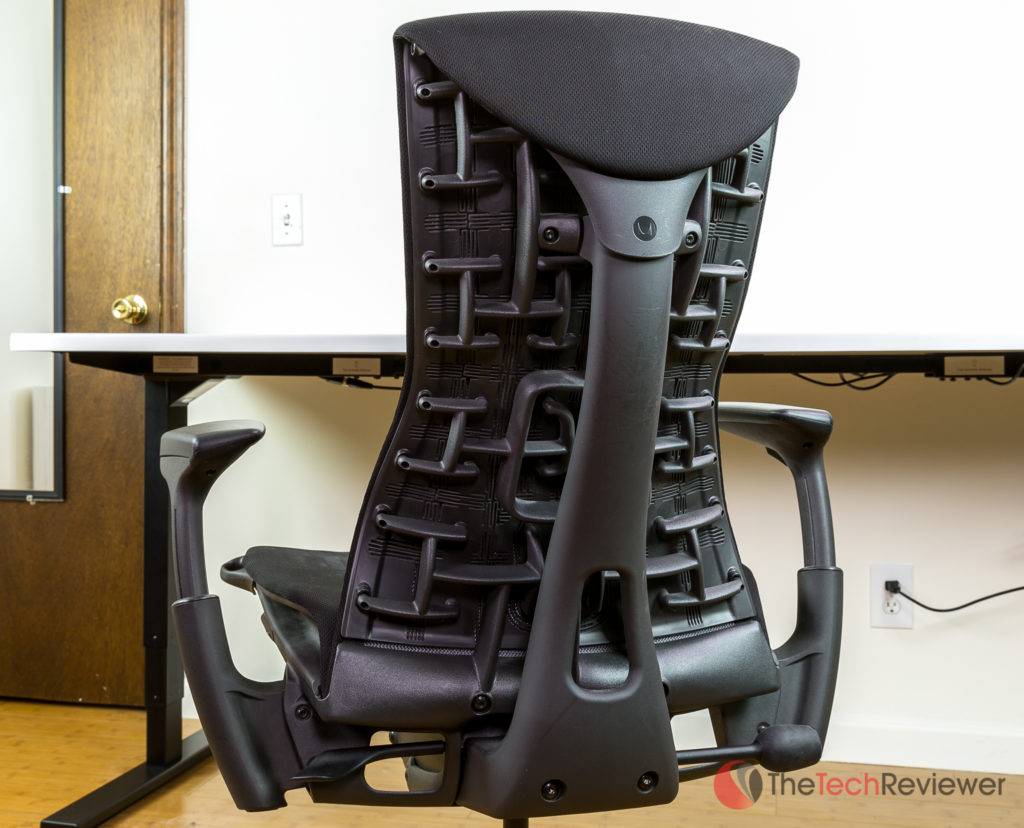Chair Back View