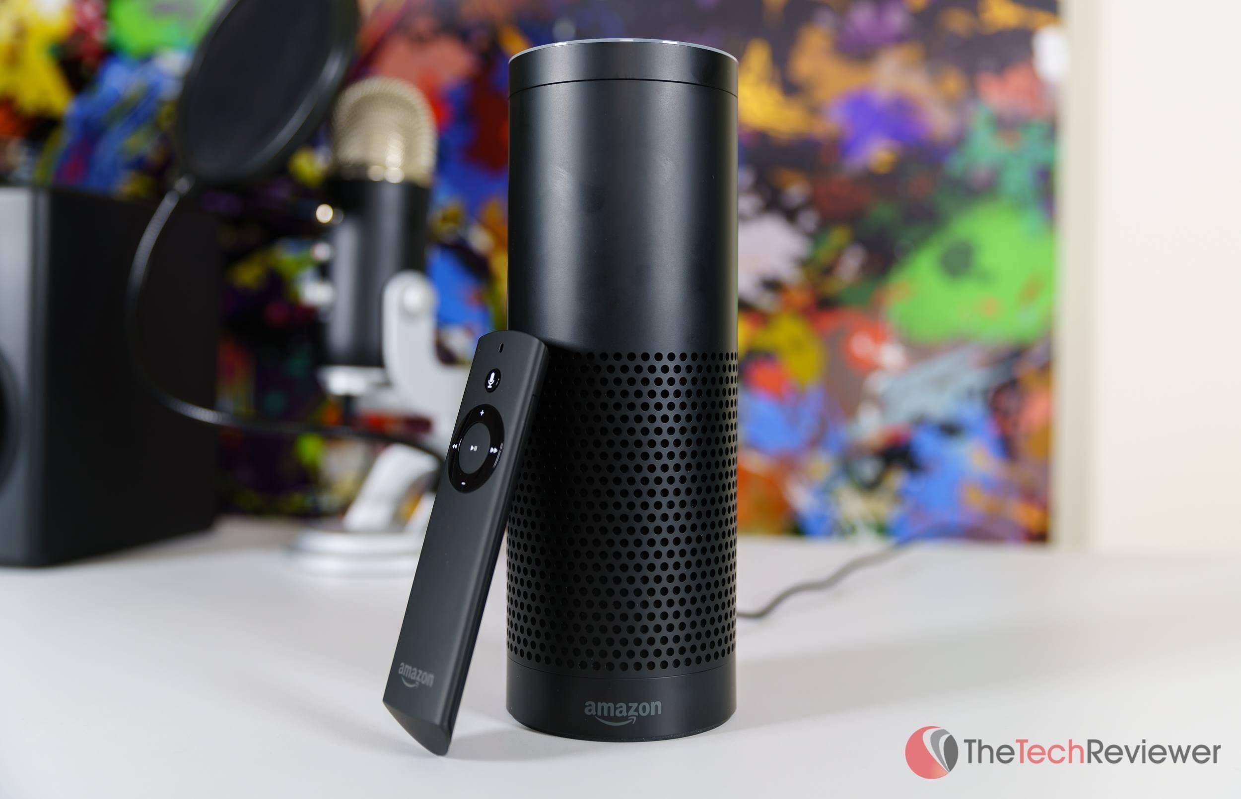 Amazon Echo-10