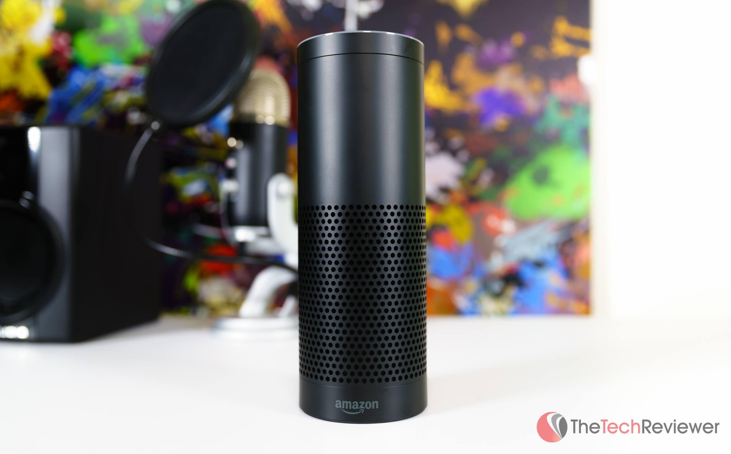 Amazon Echo-4
