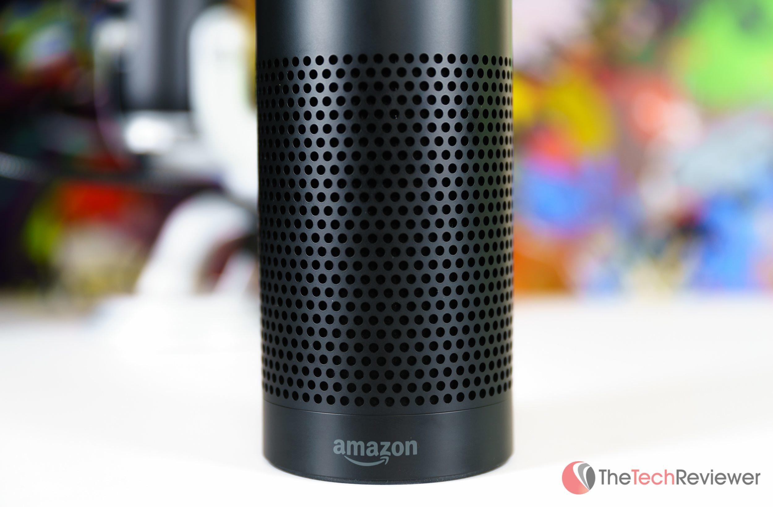 Amazon Echo-5