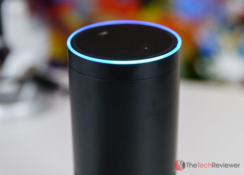Amazon Echo-8