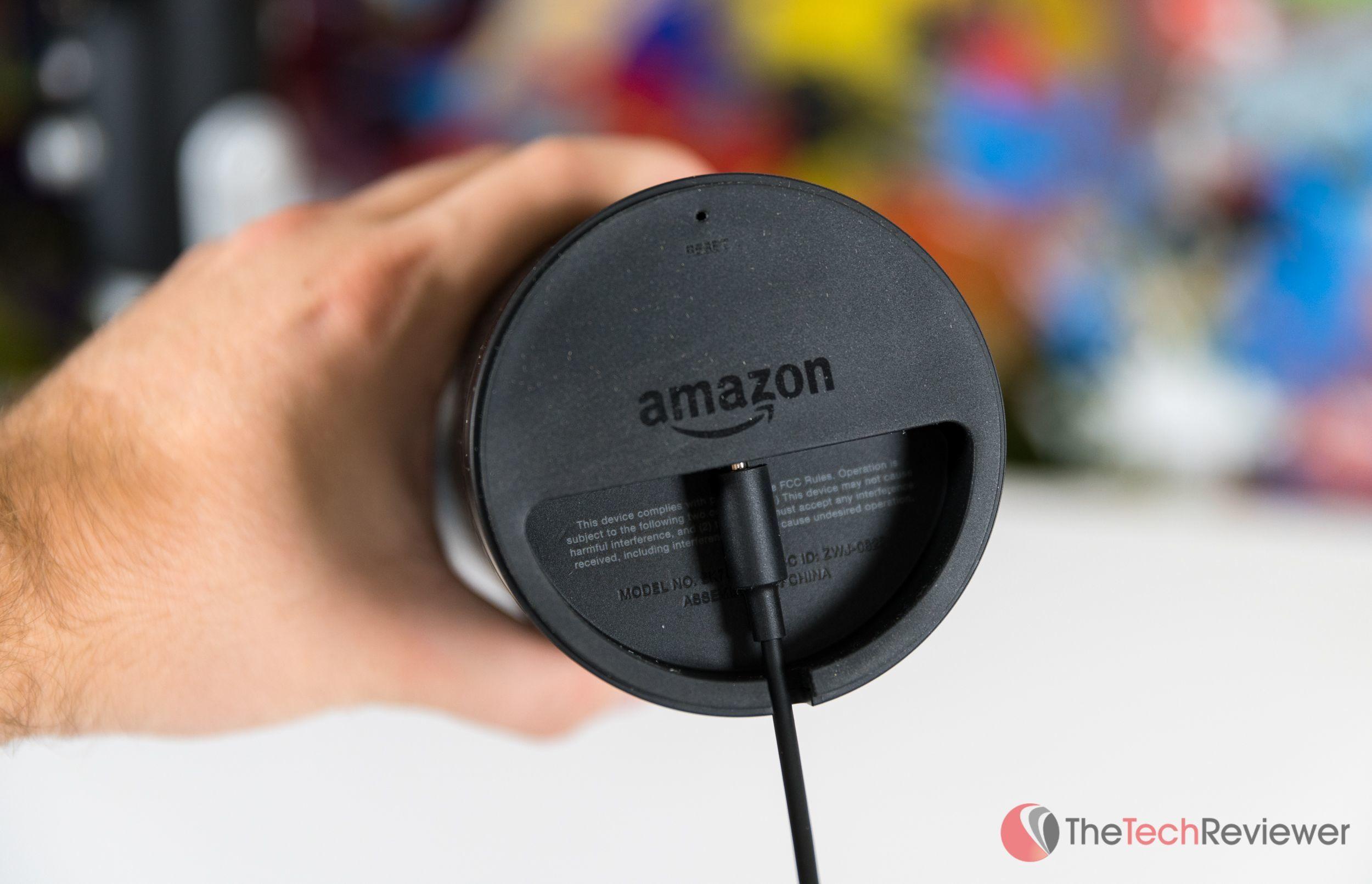 Amazon Echo-9