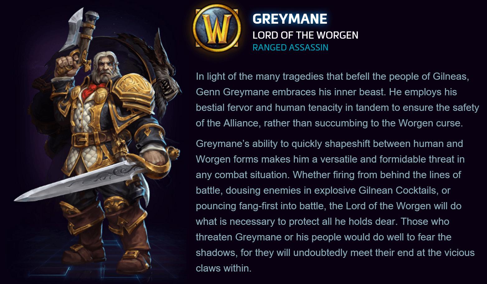 greymane