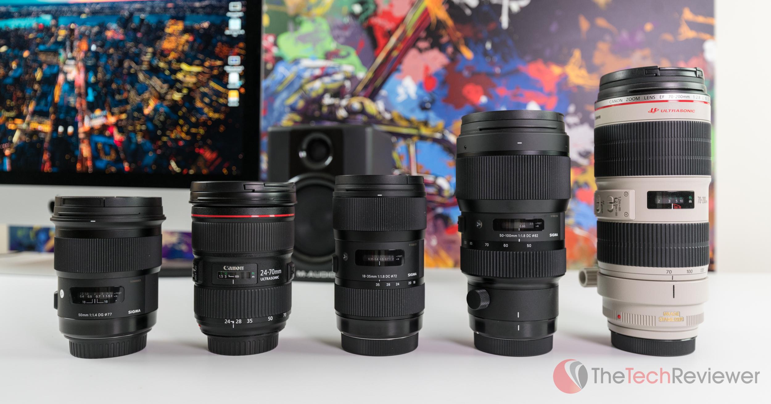 Sigma 50-100mm - Product Shot-6