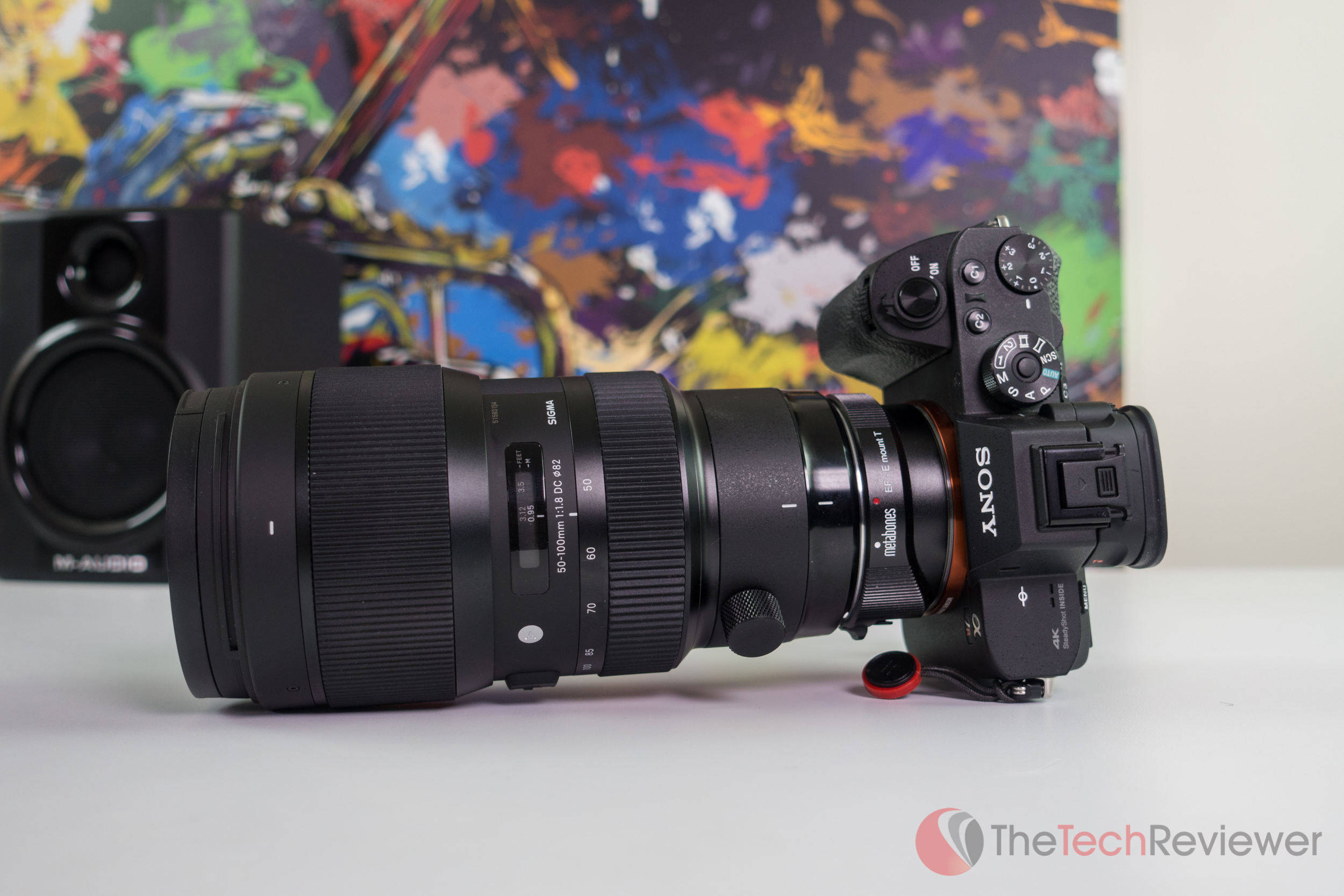 Sigma 50-100mm - Product Shot-7