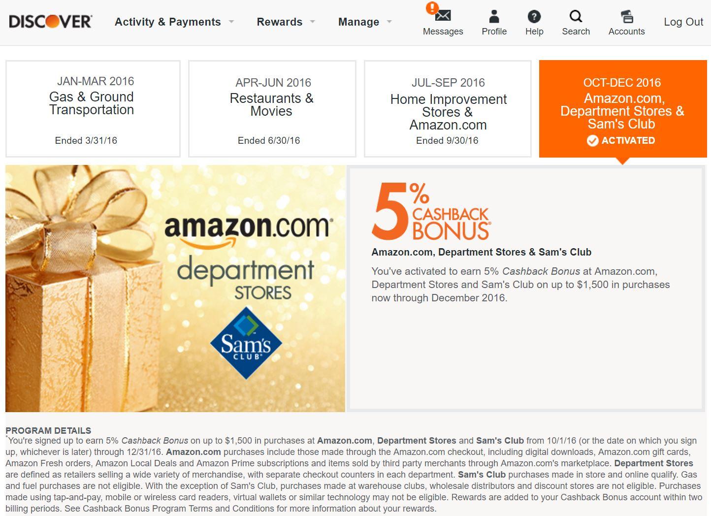 discover-card-5-percent-amazon