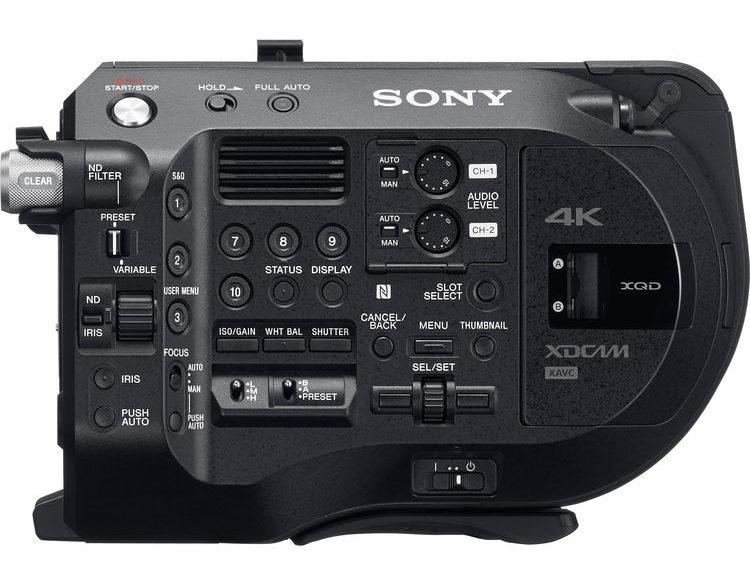 Sony FS7 Mark II Cinema Camera