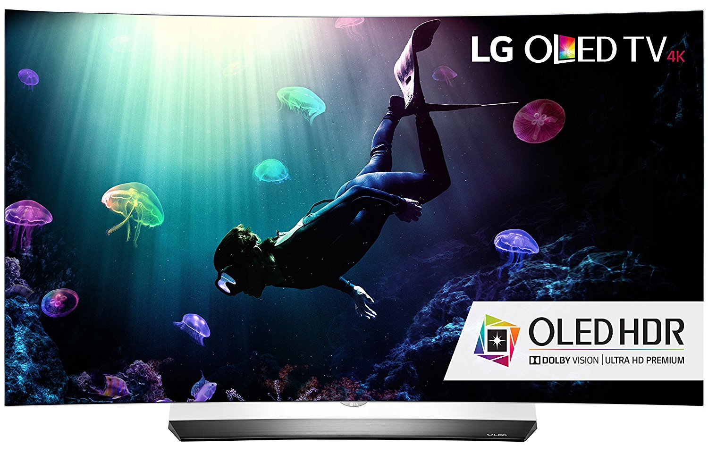 LG OLED65C6P 65-Inch 4K UHD Smart OLED TV