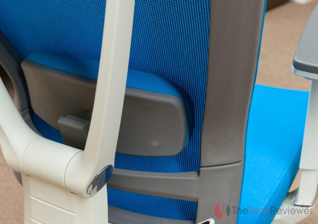 Autonomous ErgoChair Lumbar Support
