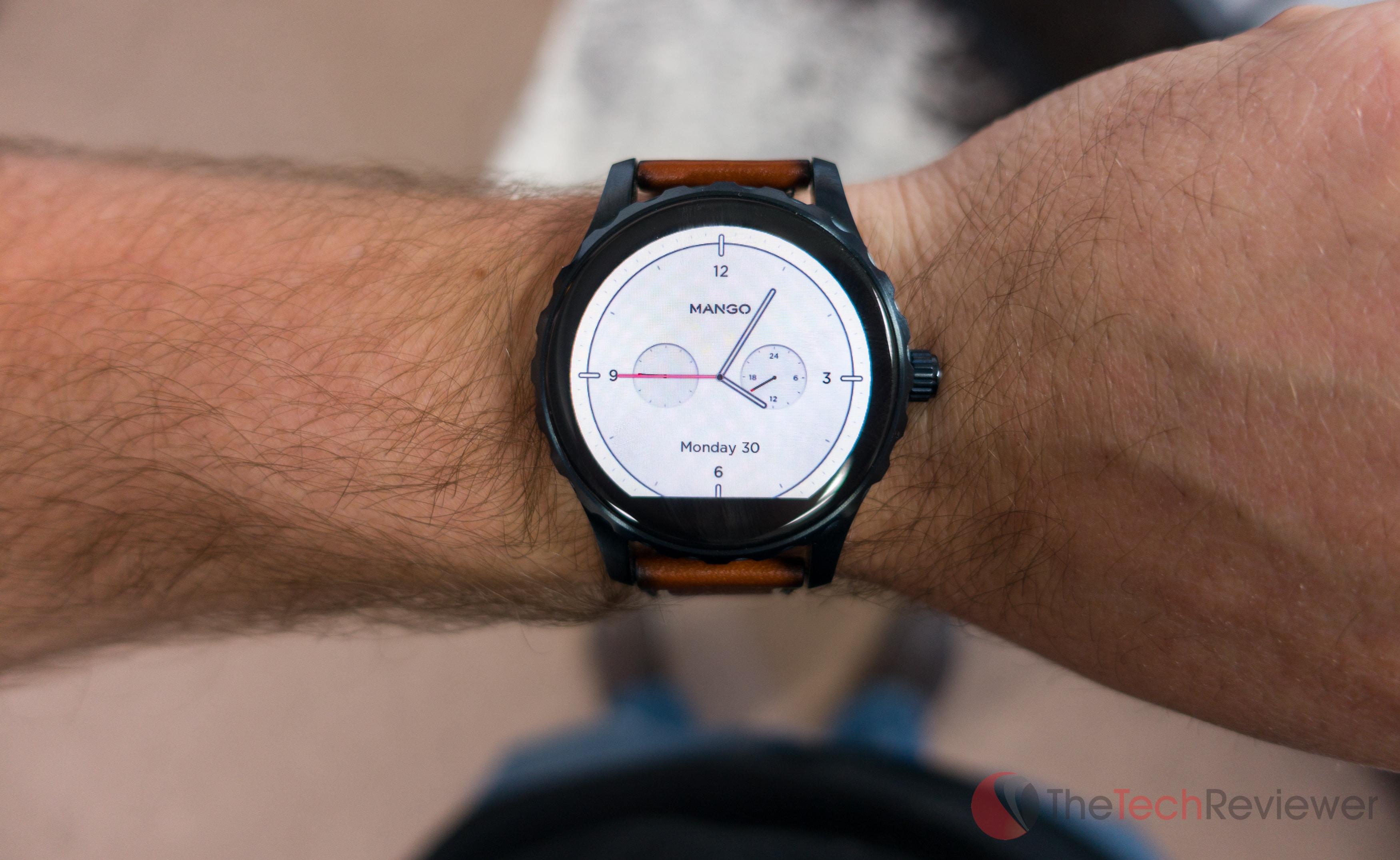 Fossil Q Marshal Smartwatch 0444