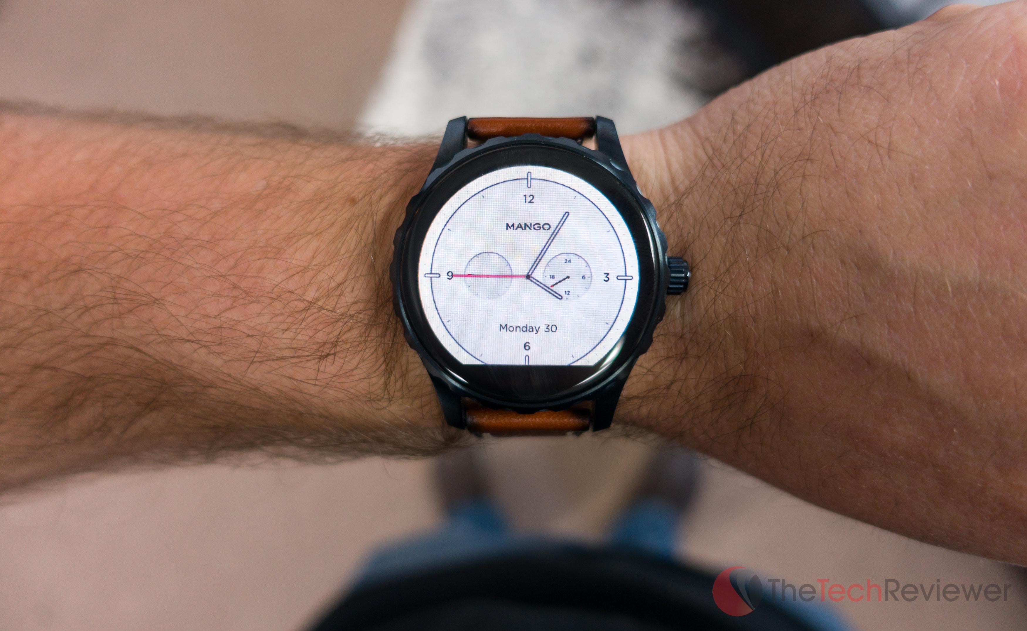 Fossil Q Marshal Smartwatch 0444