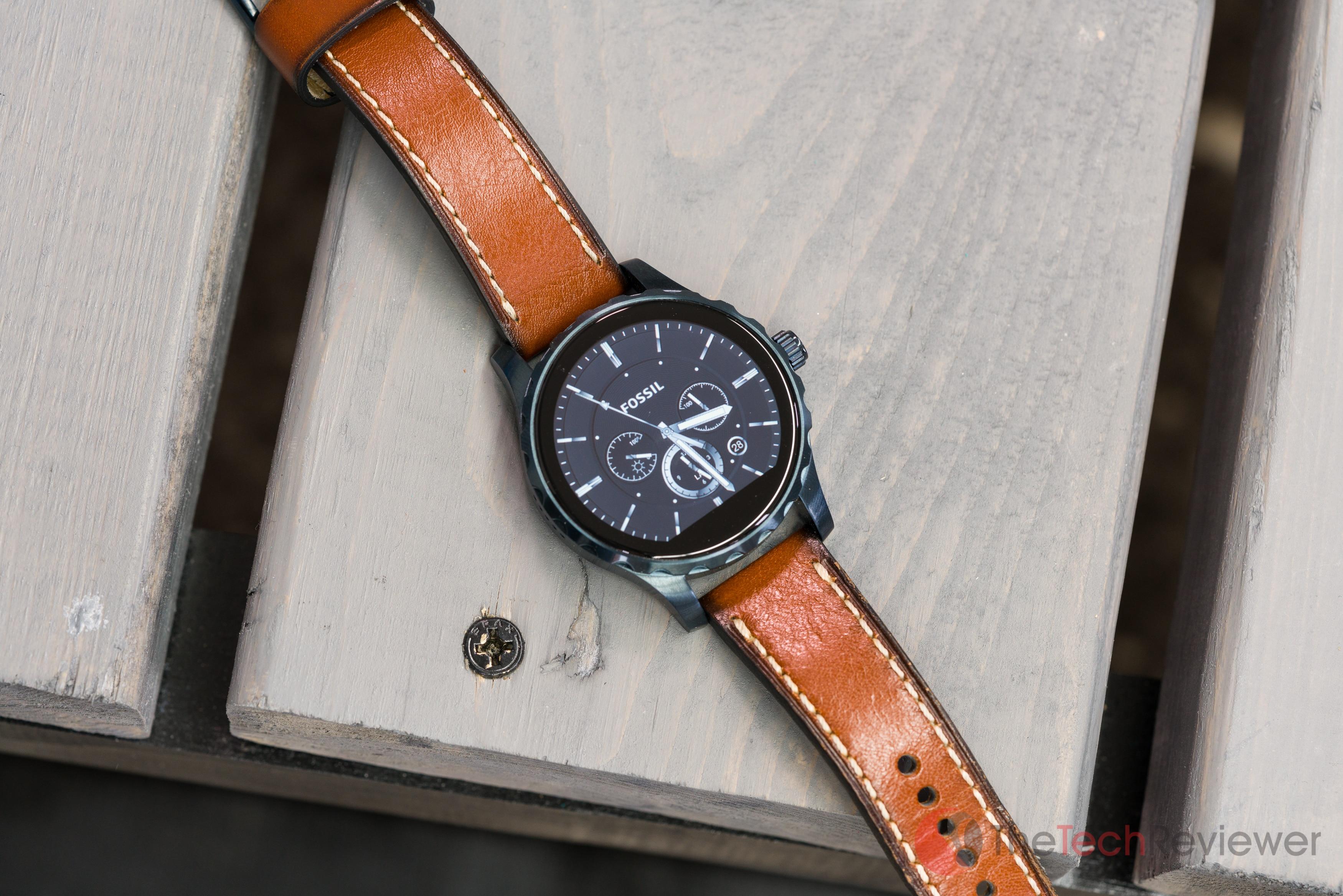 Fossil Q Marshal Smartwatch 0734