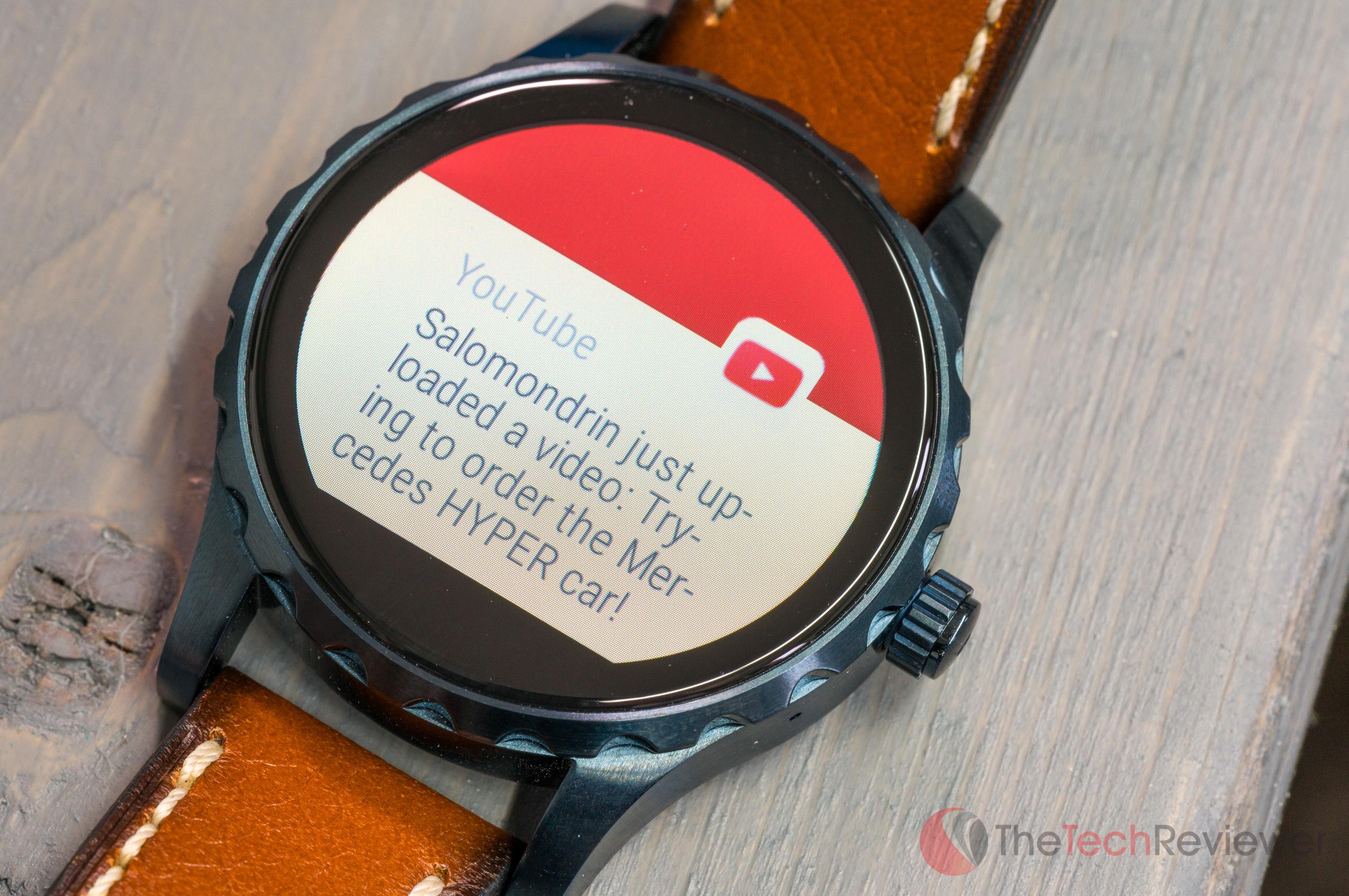 Fossil Q Marshal Smartwatch 0741
