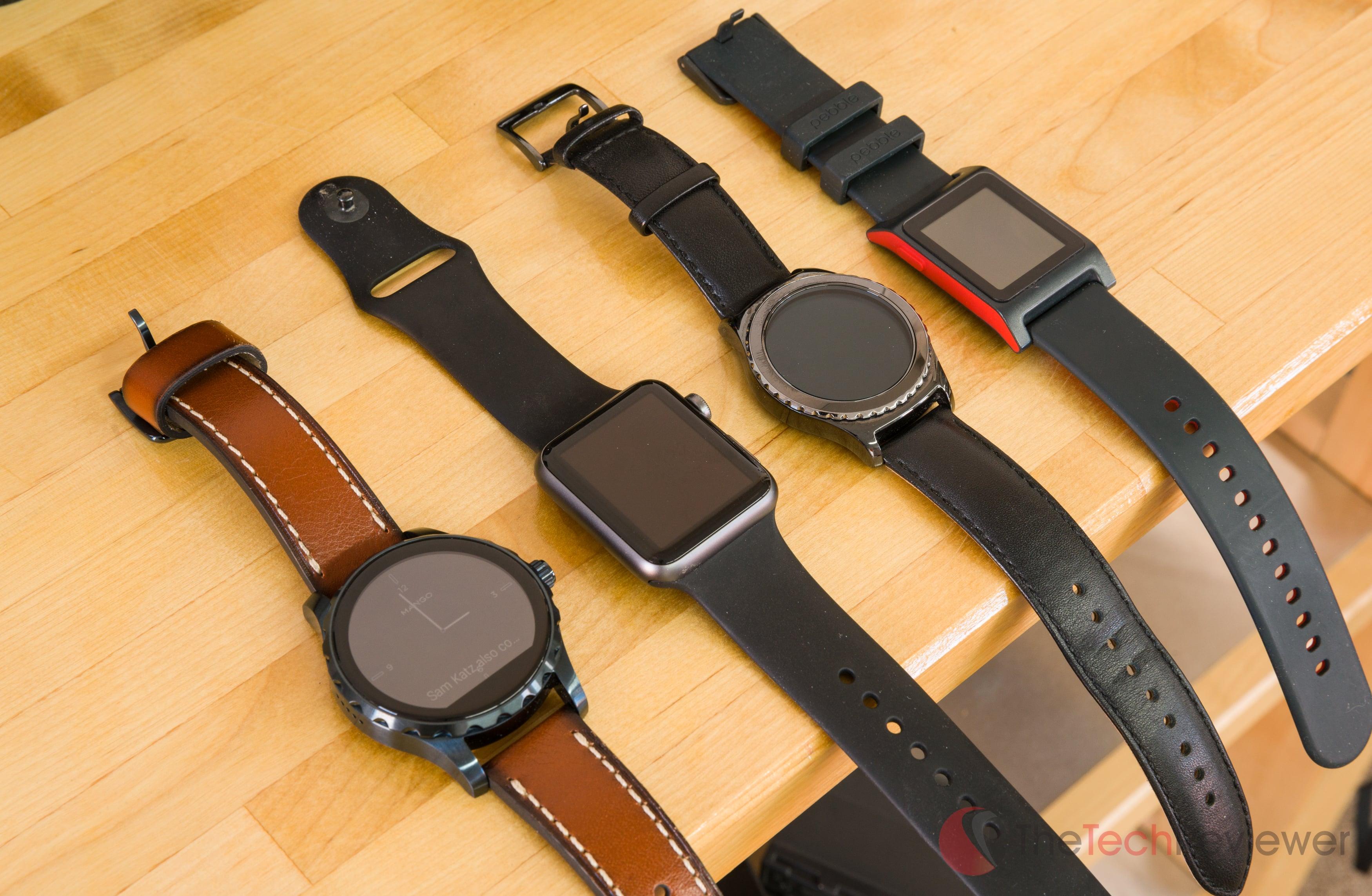 Fossil Q Marshal Smartwatch 0747