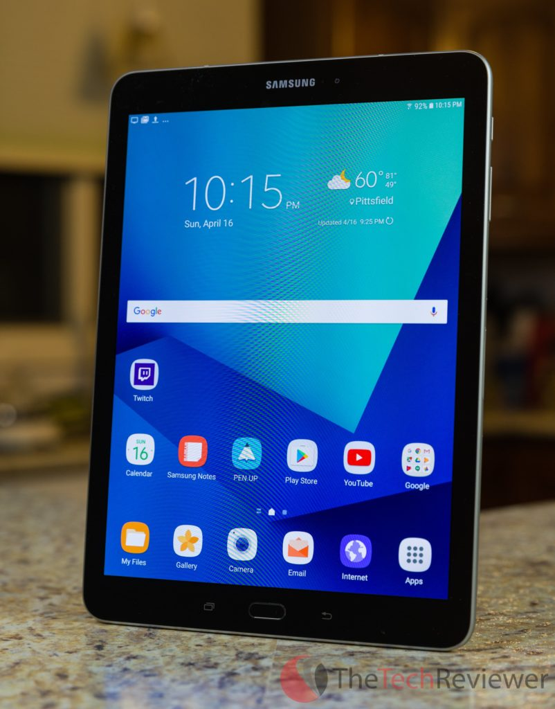 Samsung Galaxy Tab S3 2 of 3
