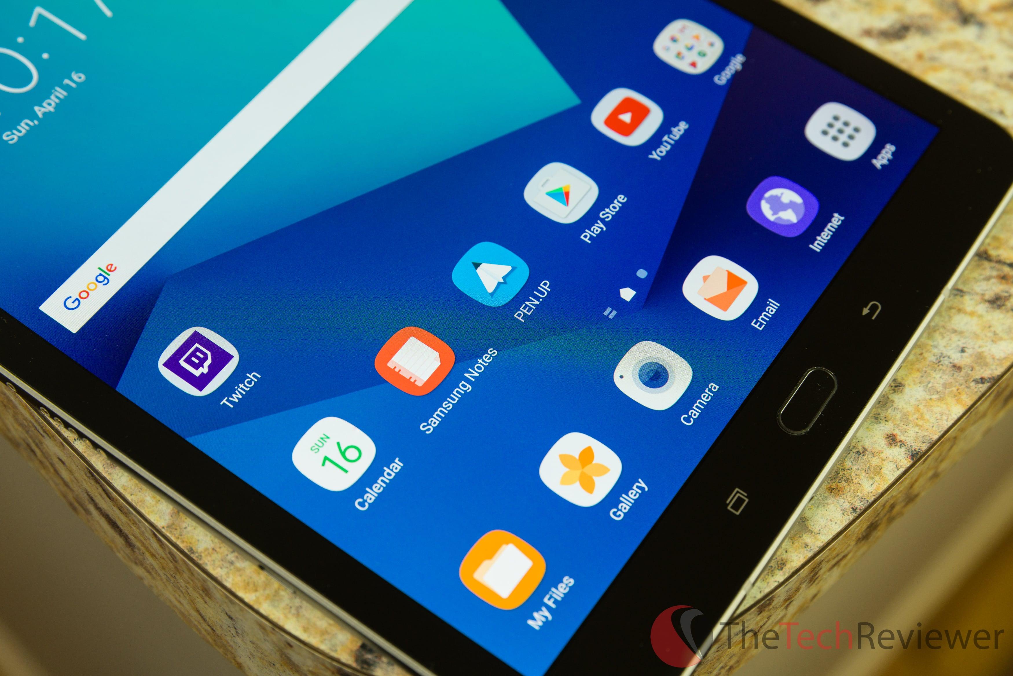 Samsung Galaxy Tab S3 3 of 3