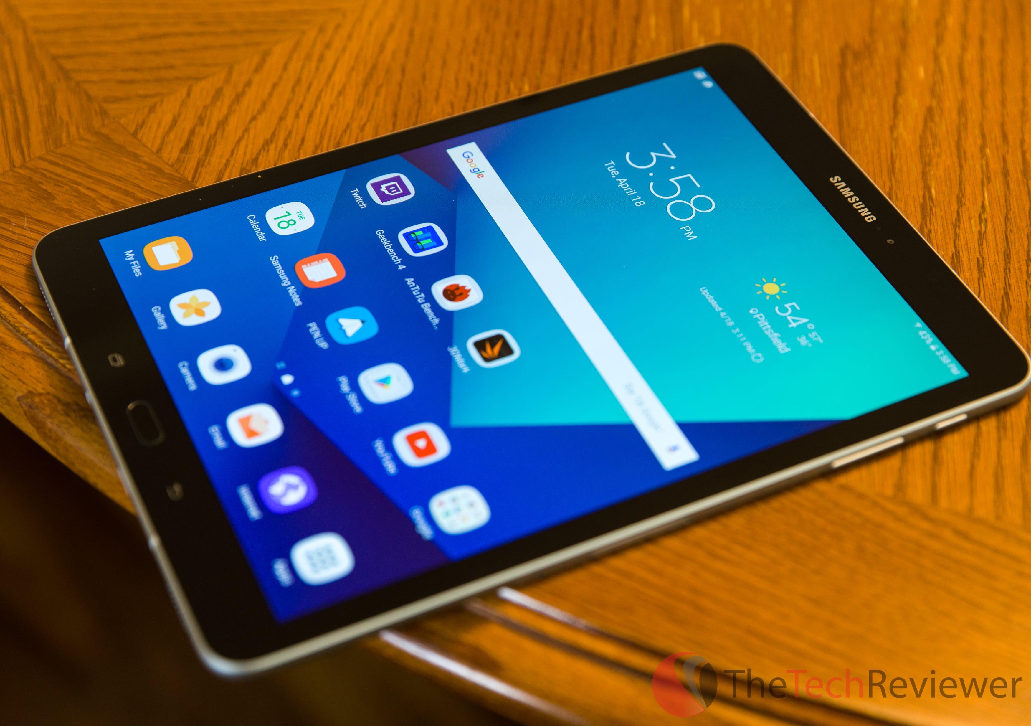 Samsung Galaxy Tab S3 4 of 10