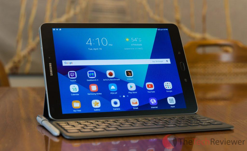 Samsung Galaxy Tab S3 7 of 10