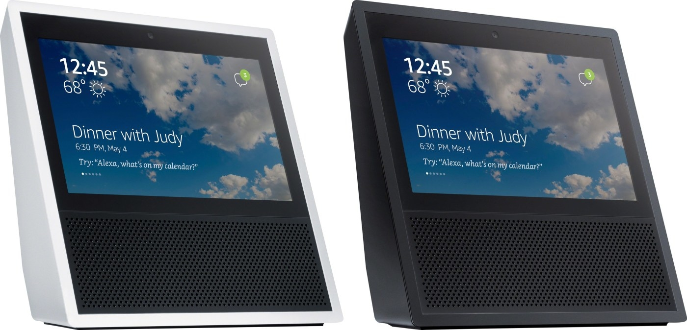 Amazon Echo Touchscreen