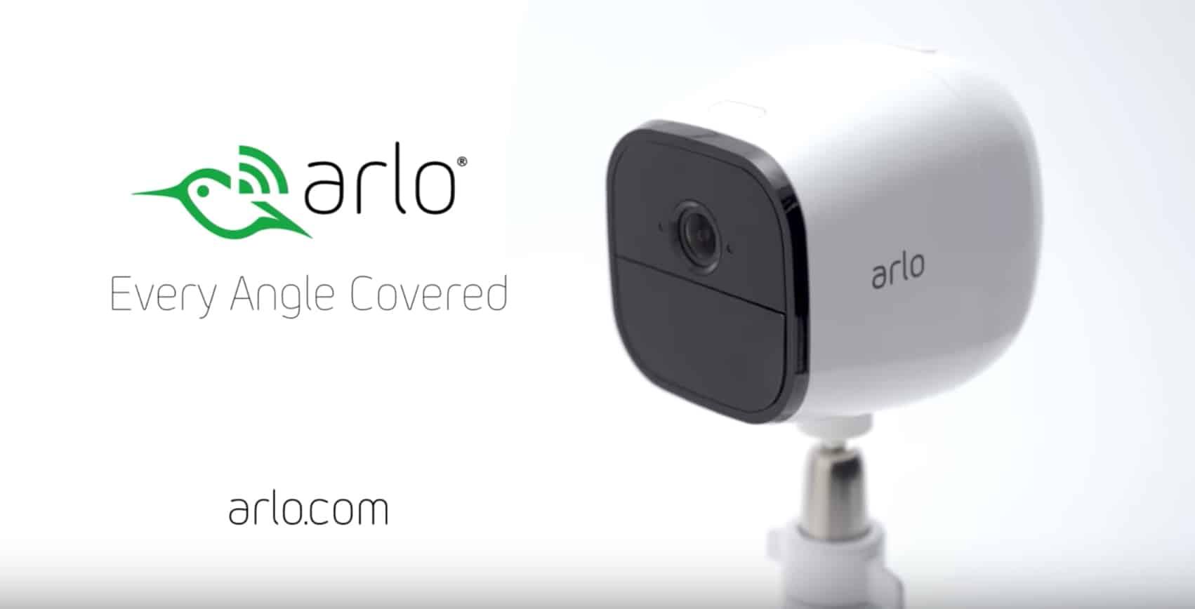 Arlo Go Mobile HD Camera