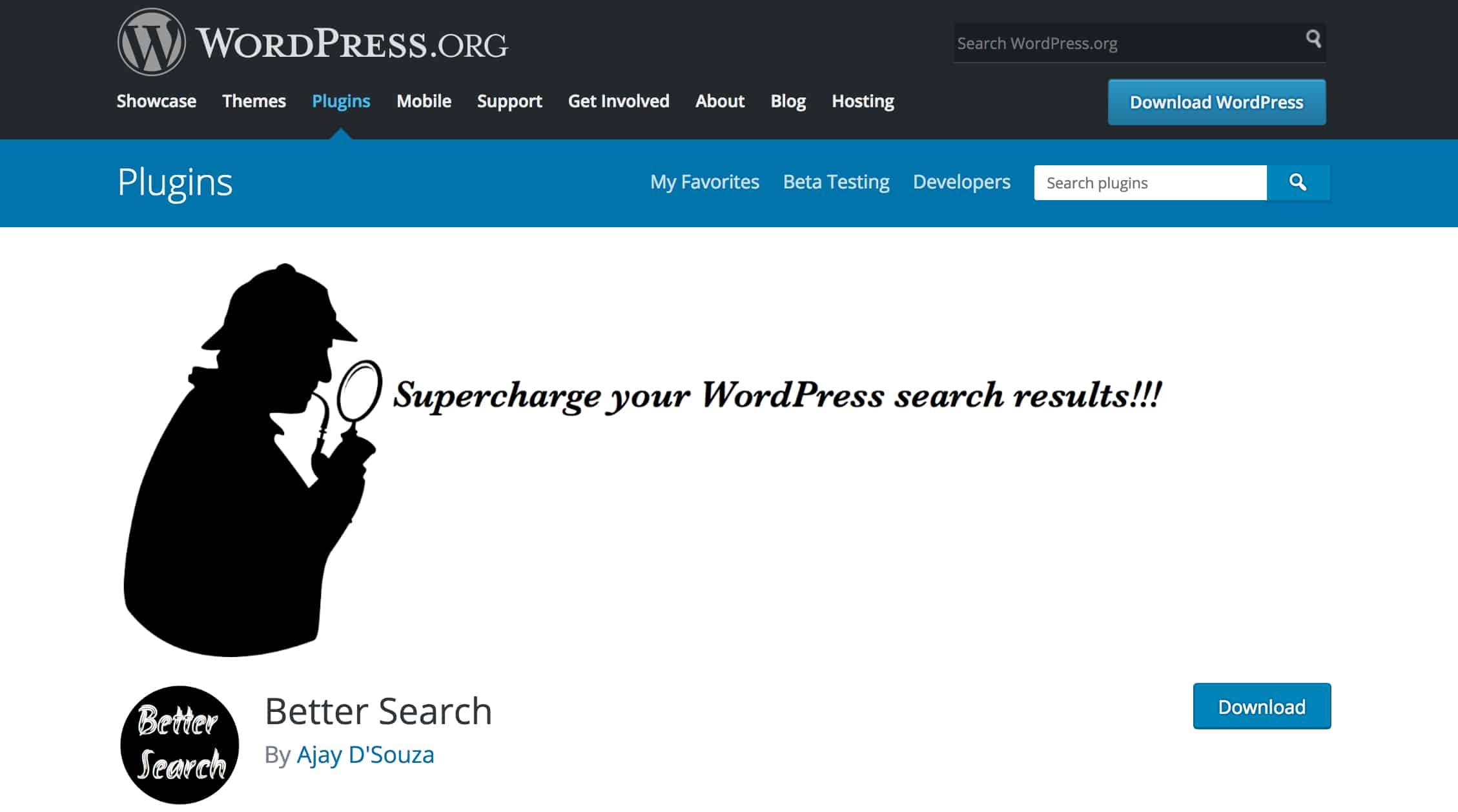 Better Search - Best WordPress Search Plugin