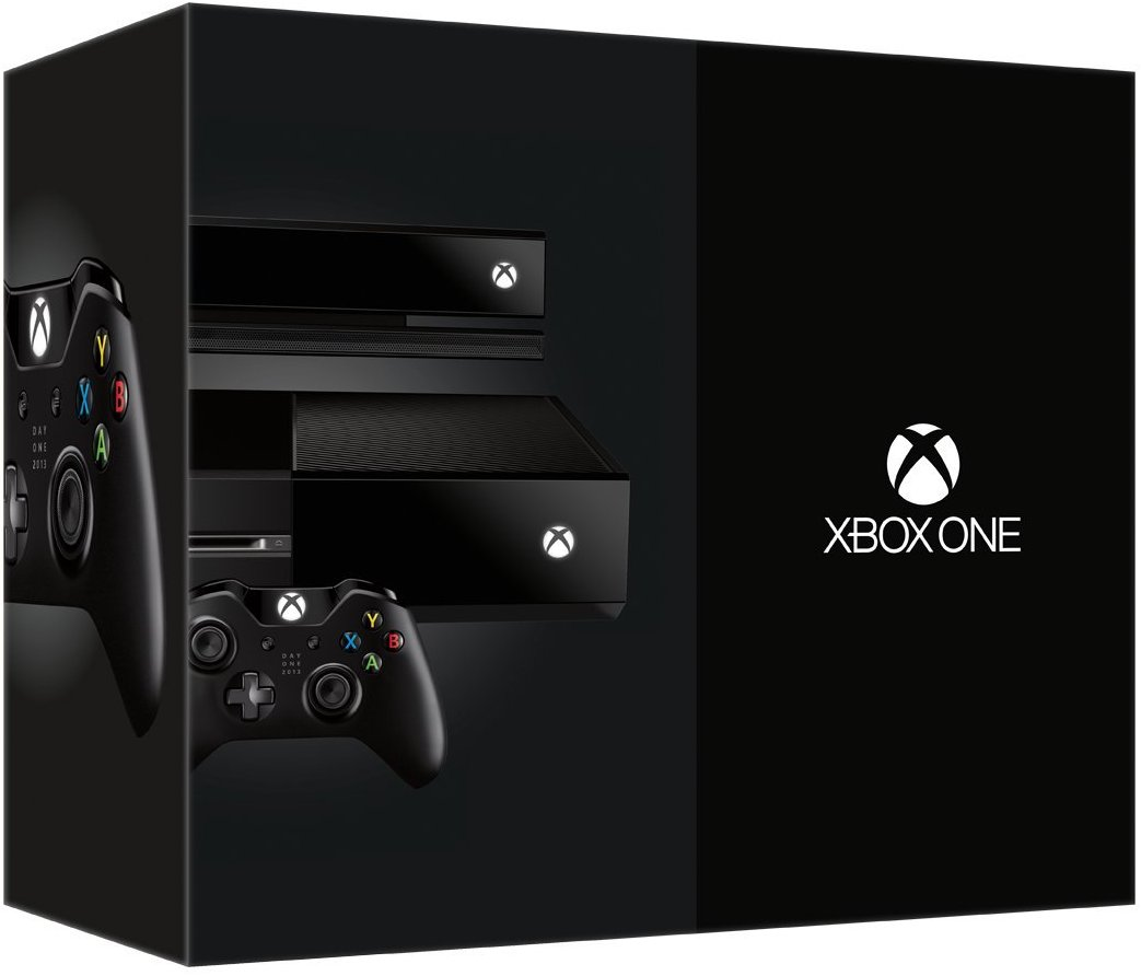 Xbox One Day One 1