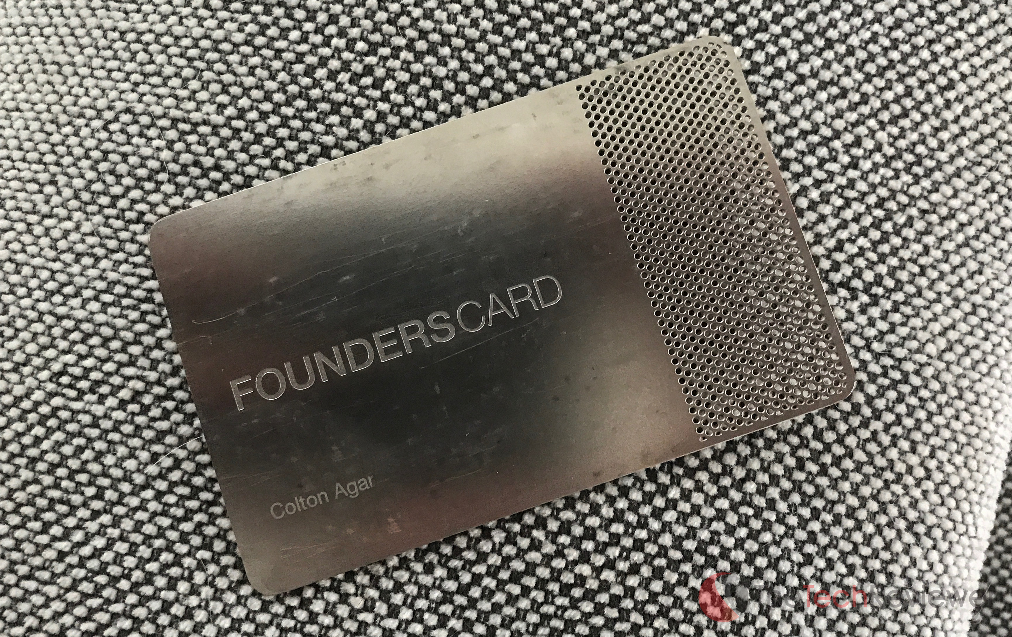 What Is FoundersCard?