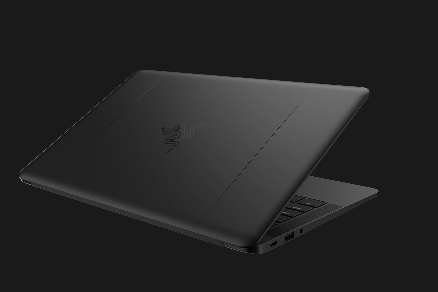Razer's Revamped 'Blade Stealth' Laptop Now Offers A Quad-Core CPU