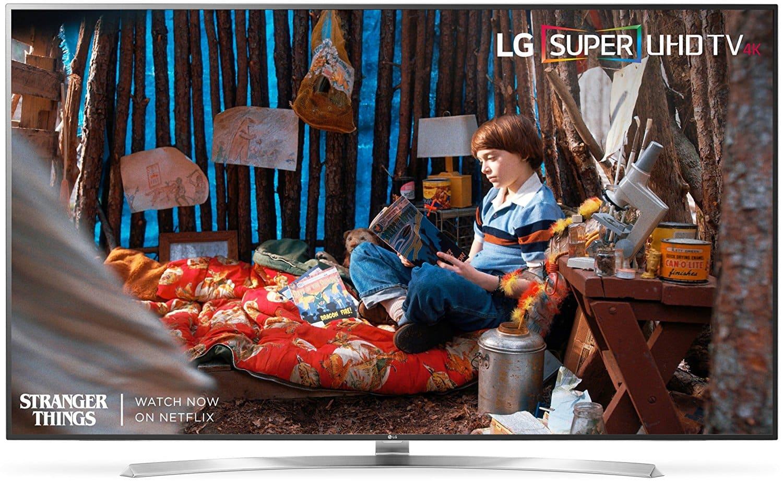 75SJ8570 - Best 75 Inch 4K TV