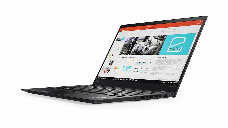 ThinkPad X1 - best 14 inch business laptop