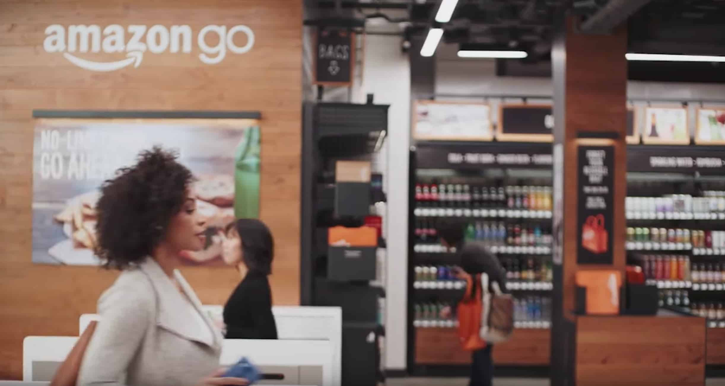 First Amazon Go Store Opens Publically