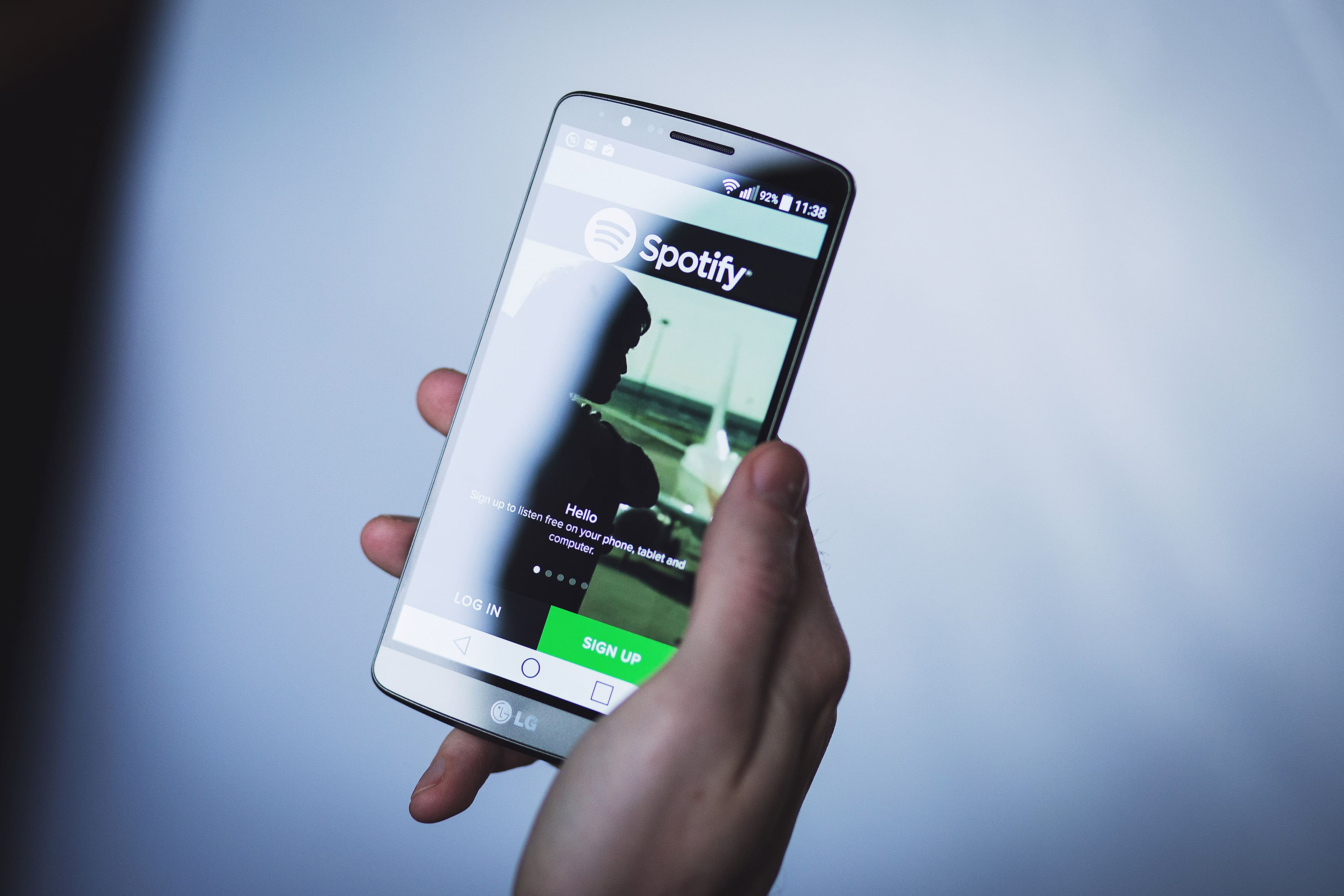 Spotify Music Streaming Android