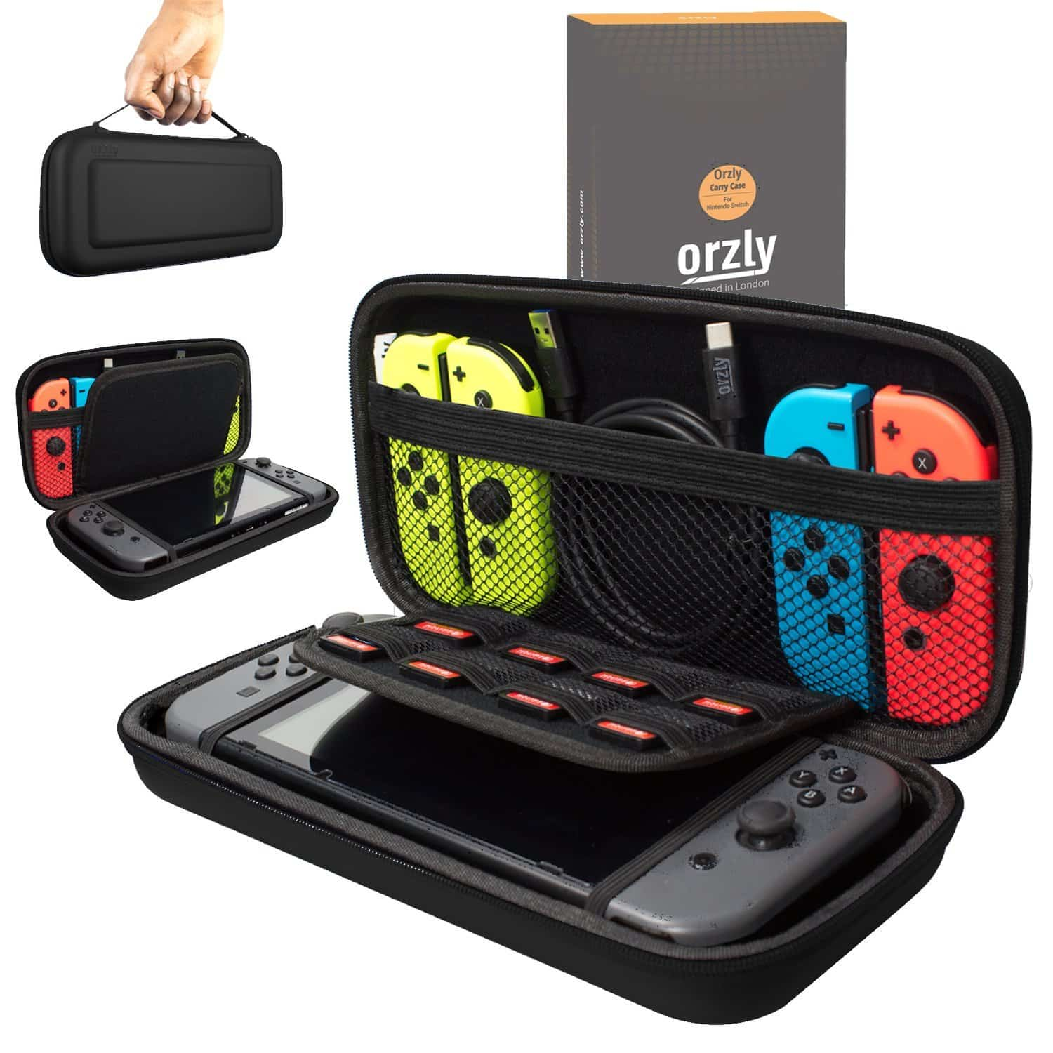 Orzly - best switch case