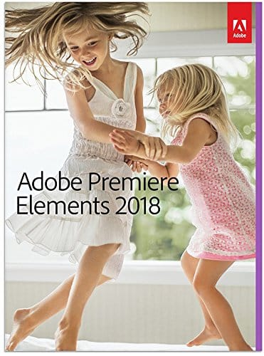 Premiere Elements 2018 - easiest video editing software for beginners