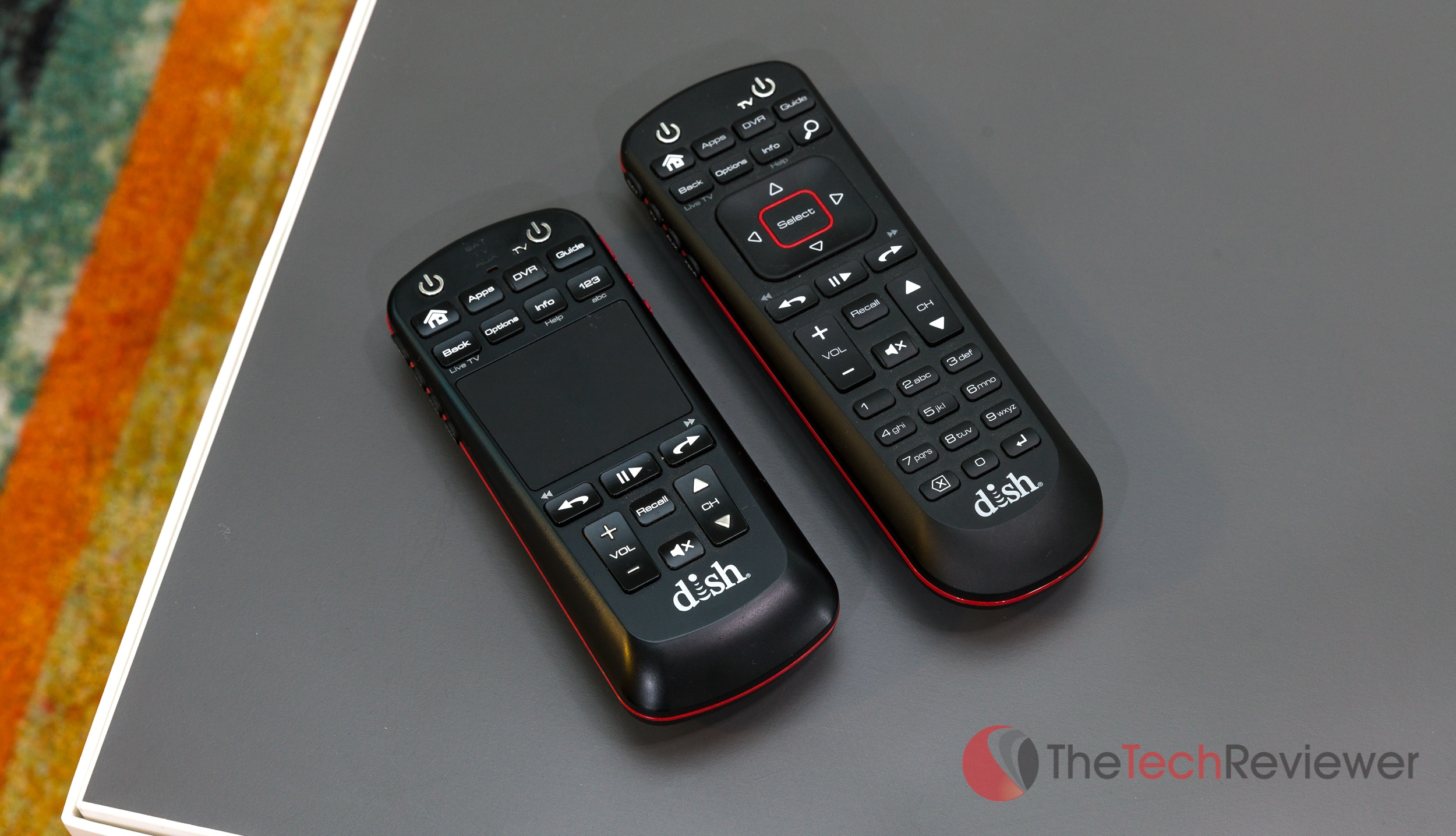 DISH Standard & Touch Remotes